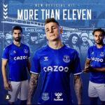 Everton i hummel otkrivaju novi dres za sezonu 2020/21