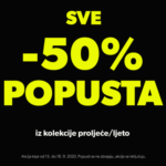 FINAL SALE s akcijom -50% NA SVE